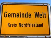 Bauernhof in Welt bei St. Peter-Ording
